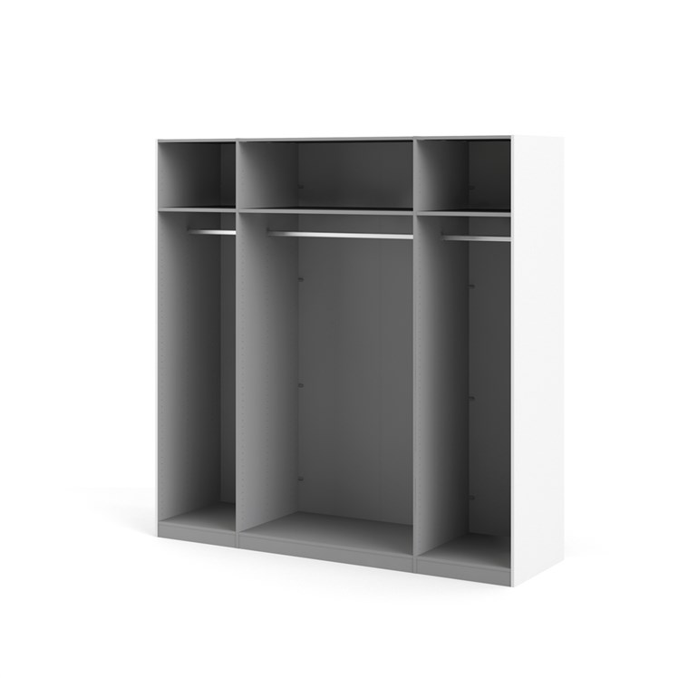 Save Cabinet for hinged doors - 200 cm (200x58)
