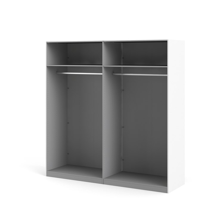 Save Cabinet for hinged + sliding doors - 200 cm (200x58)