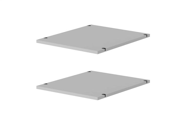 2 x shelves 50 cm (58)