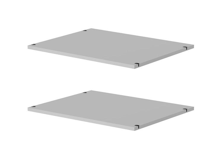 2 x shelves 75 cm (58)