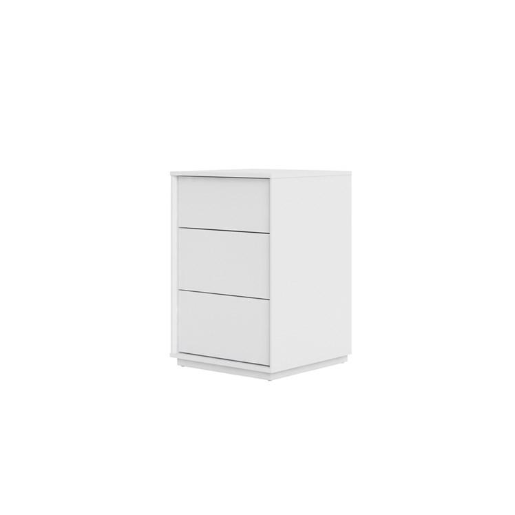 Stockholm Nightstand 3 drawers