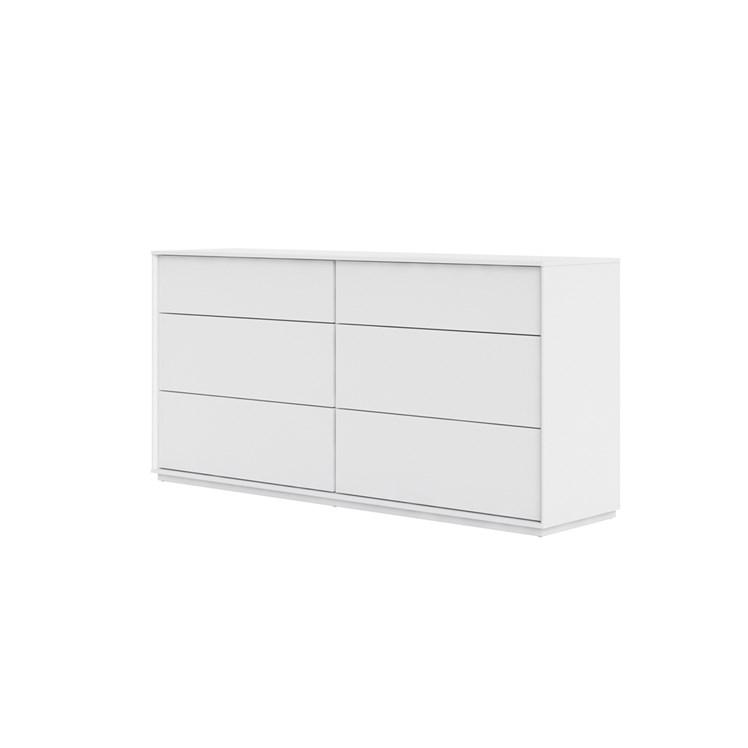 Stockholm Double dresser 6 drawers