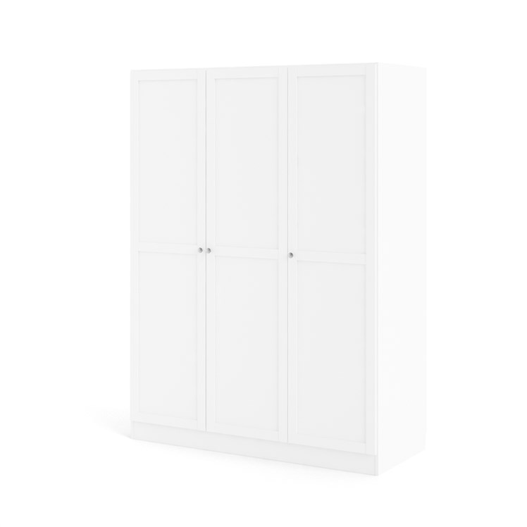 Billund Wardrobe with 3 frame doors