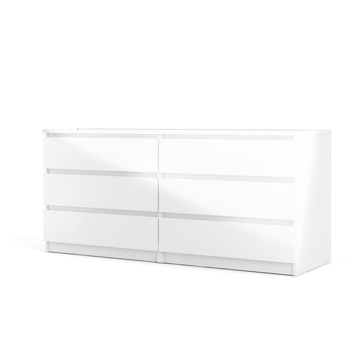 Naia Double dresser 6 drawers