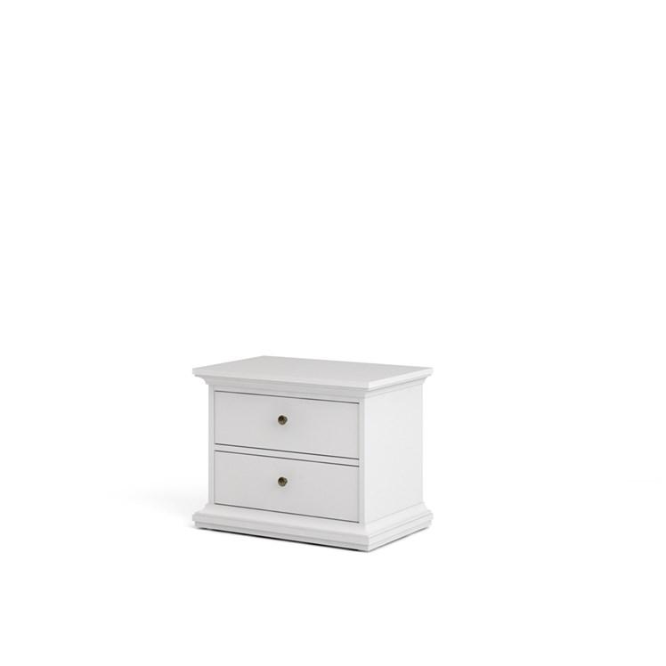 Paris Nightstand 2 drawers