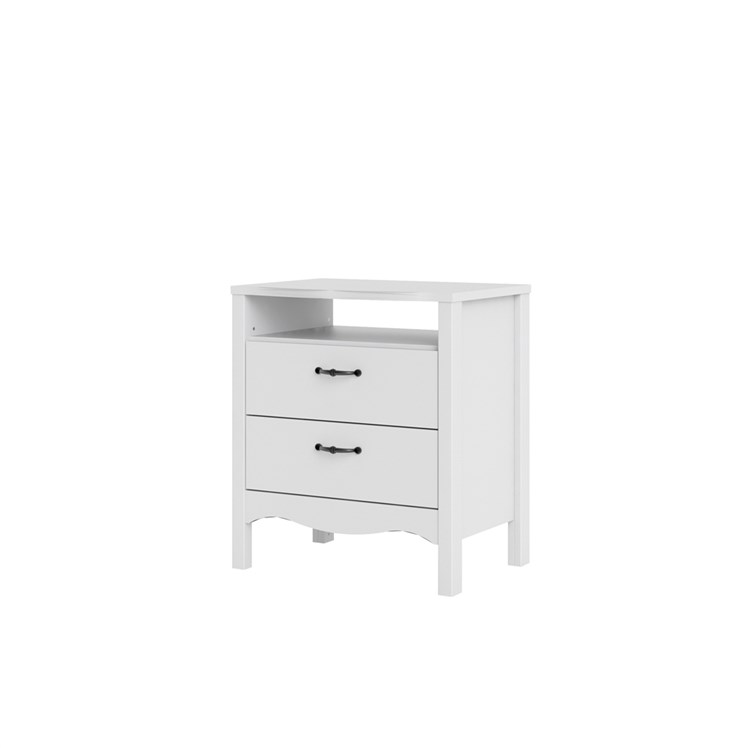 Biscayne Nightstand 2 drawers
