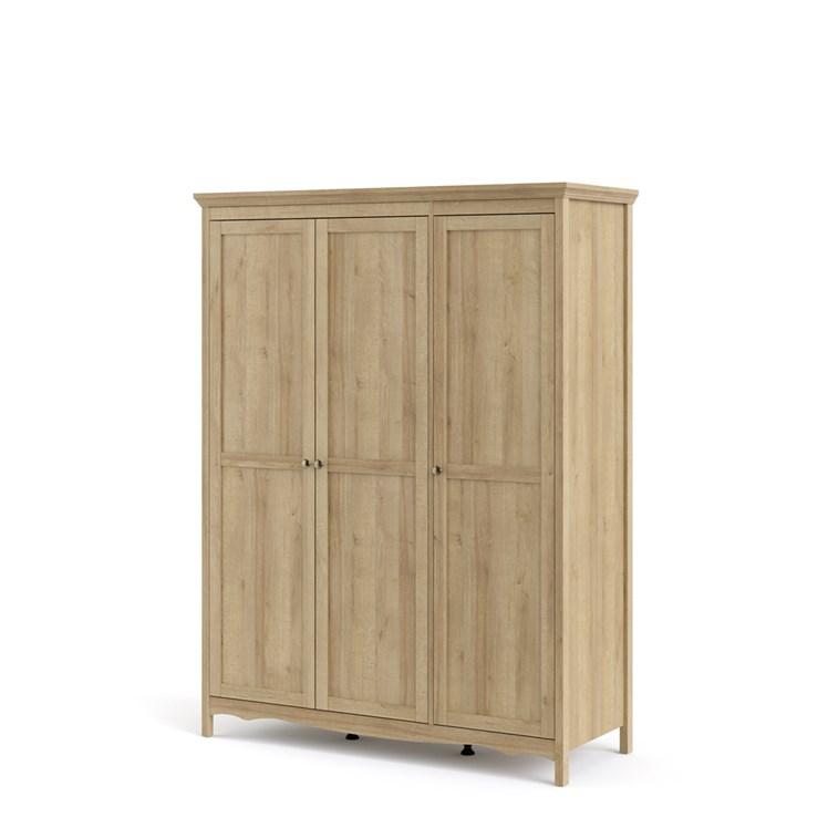 Silkeborg Wardrobe with 3 frame doors