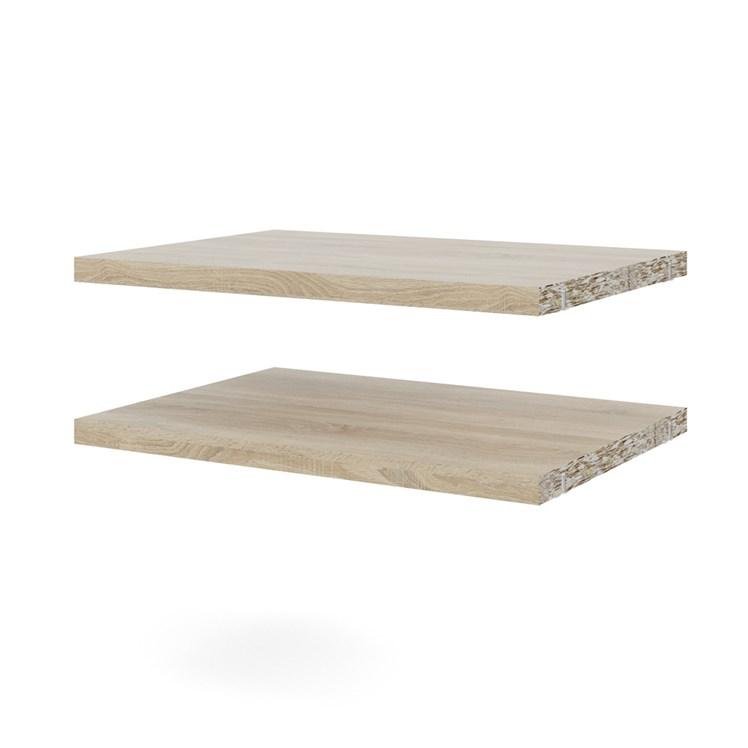 Basic 2 shelves