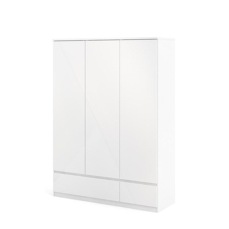 Naia Wardrobe with 3 doors + 2 drawers