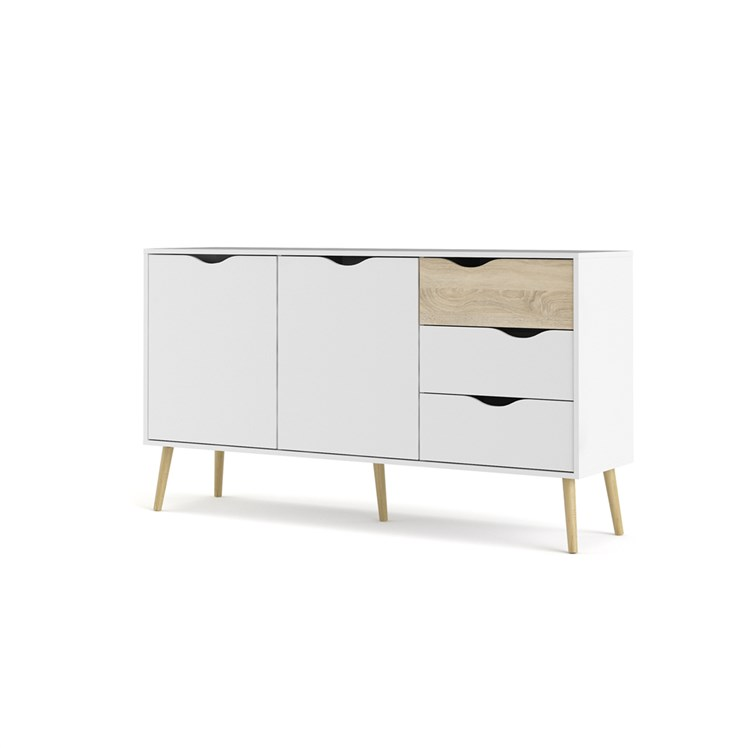 Oslo Sideboard 2 doors + 3 drawers