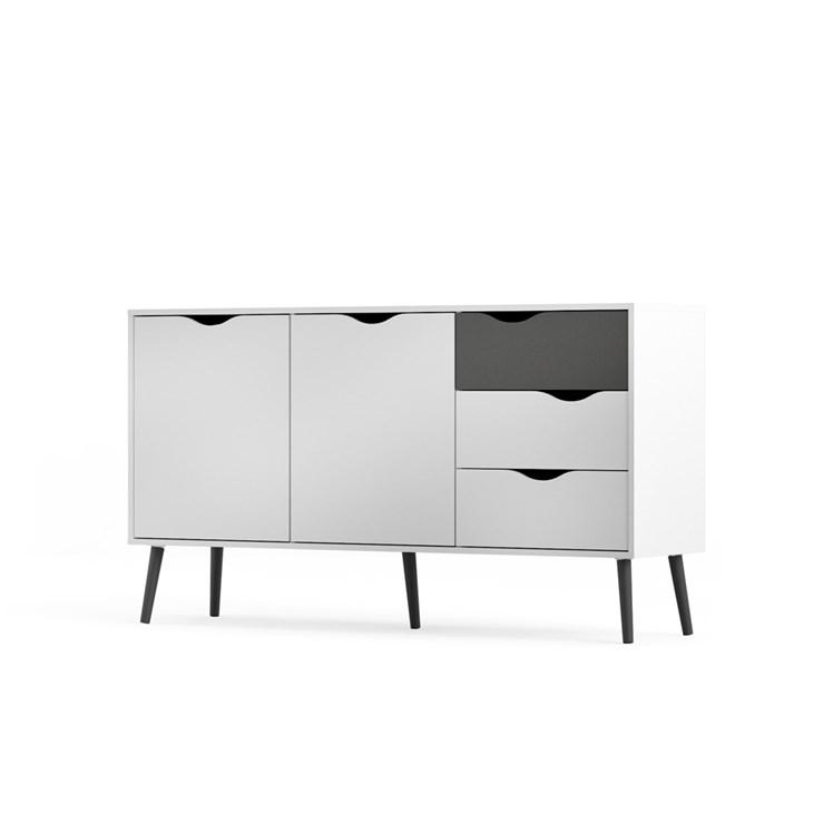 Oslo Sideboard 2 doors + 3 drawers