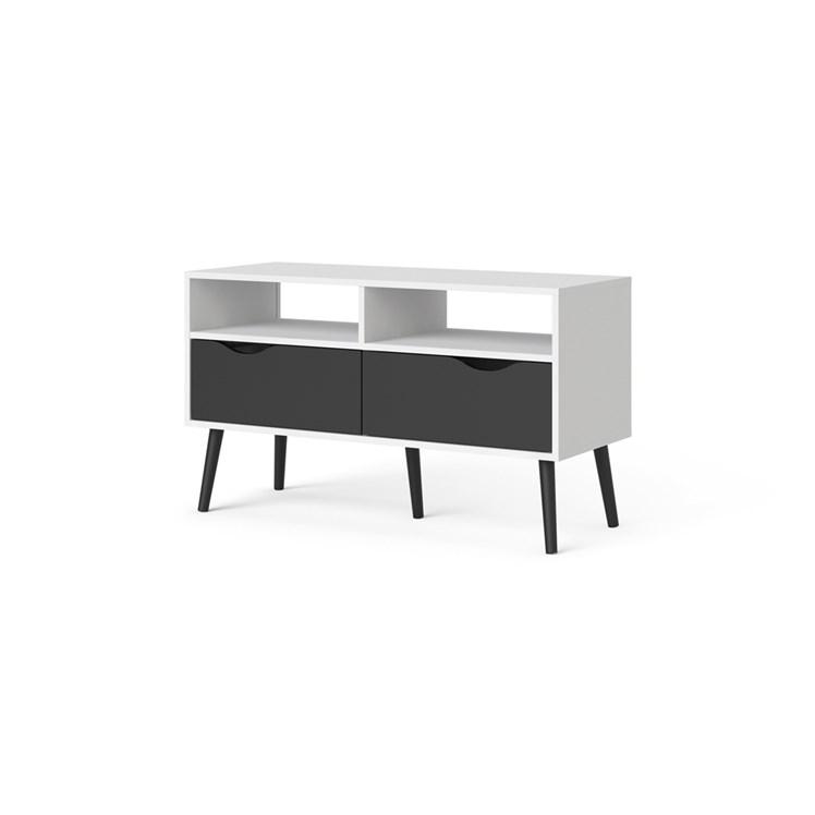 Oslo TV-unit 2 drawers