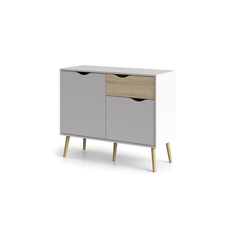 Oslo Sideboard 2 doors + 1 drawer