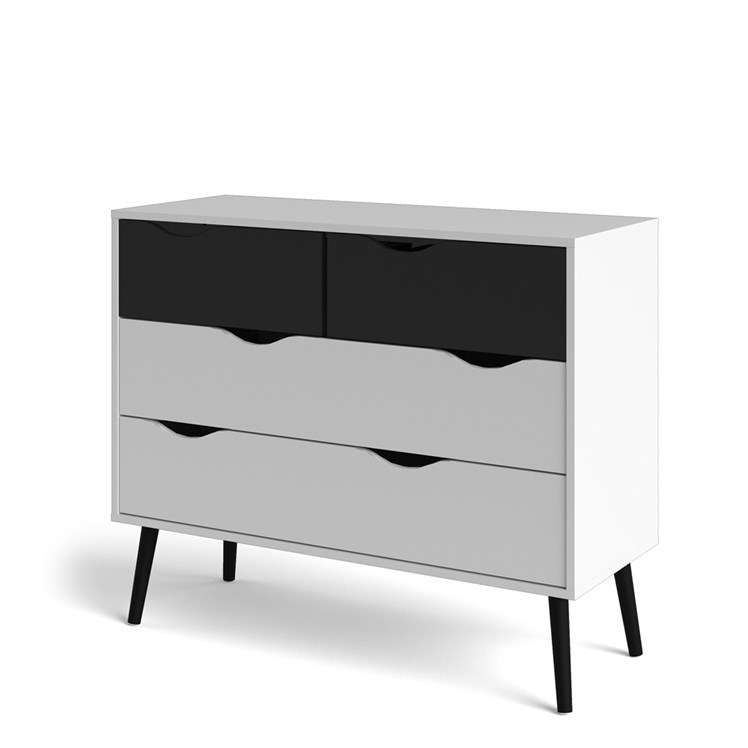 Oslo Commode 4 Tioirs 7539549gm