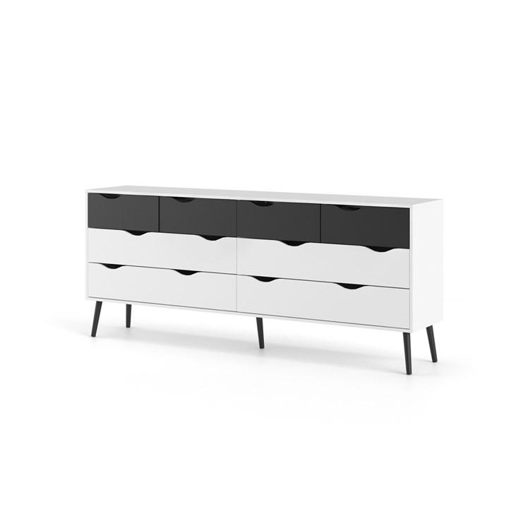 Oslo Double dresser