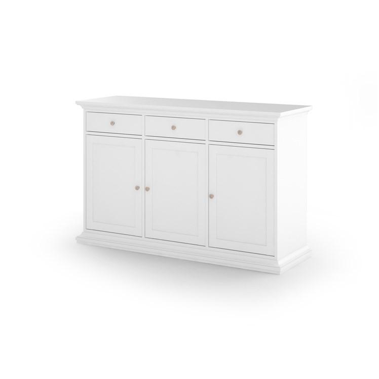 Paris Sideboard w/3 doors + 3 drawers