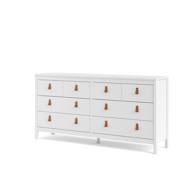 Madrid Double dresser 4+4 drawers
