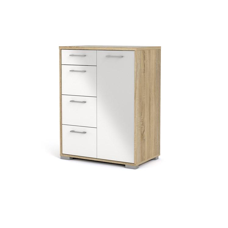 Homeline Sideboard 1 door + 4 drawers