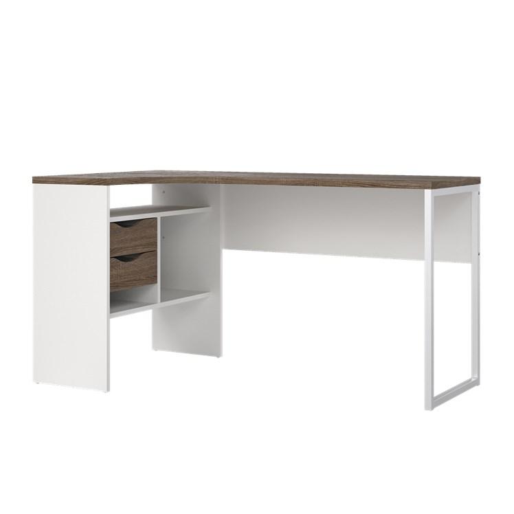Function Plus Desk 2 drawers