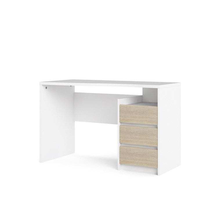 Function Plus Desk 3 drawers