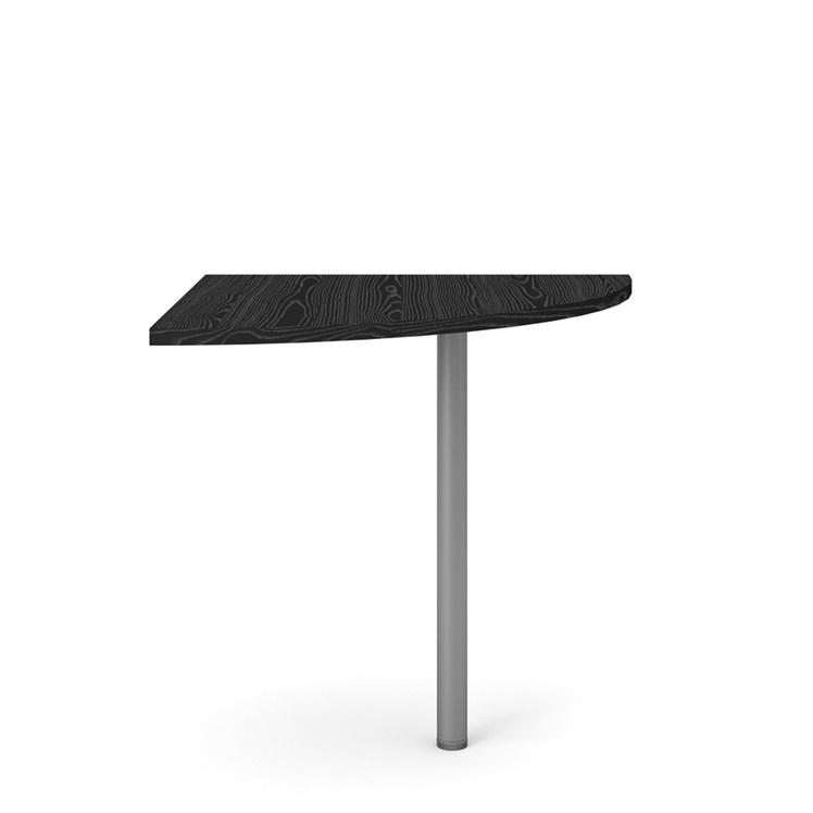 Prima Corner desk 80x80w/leg