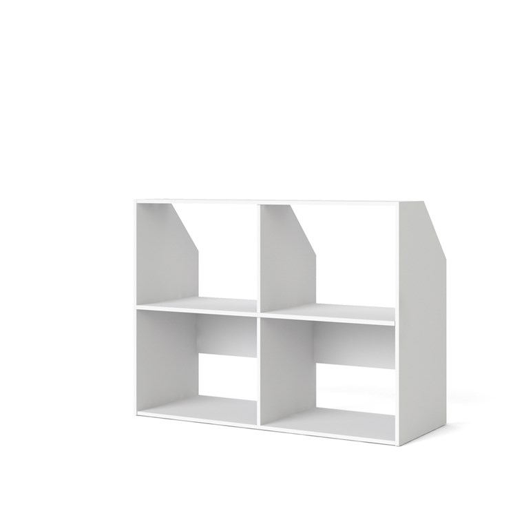 Shelving unit for space under the eaves FSC